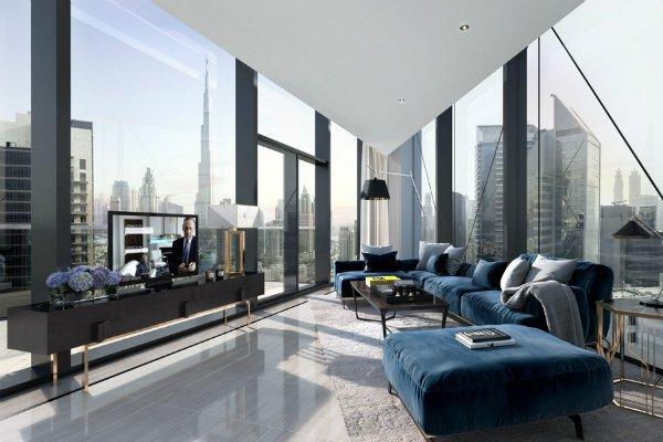 Dubai Developer Launches Studio Heavy Tower In Burj