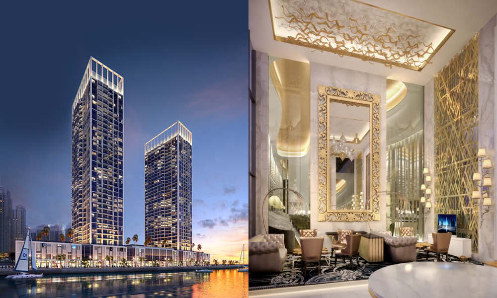 Damac to release new luxury hotel apartment units in dubai for New hotels in dubai 2016