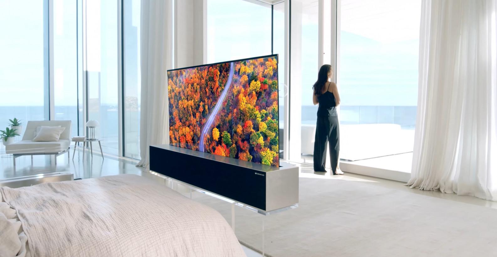 Rollable TV Online Shop